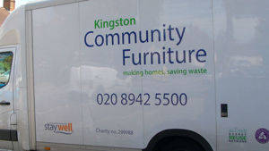 KCF furniture collections Kingston and Surrey